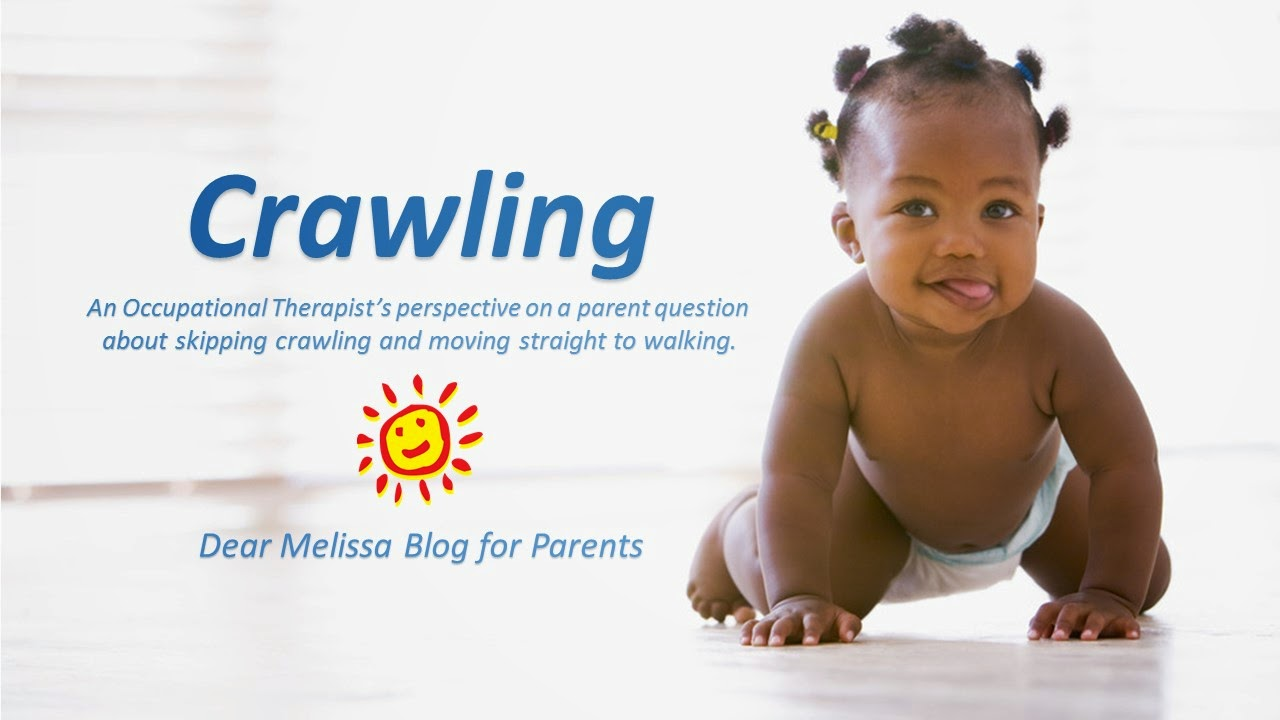 how to get my 8 month old to crawl