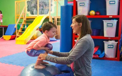 Christina Ruby: Specialist in Pediatric Physical Therapy